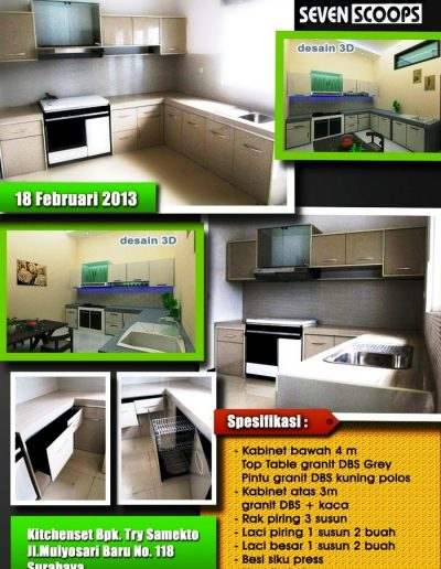Kitchenset Full Franit 02