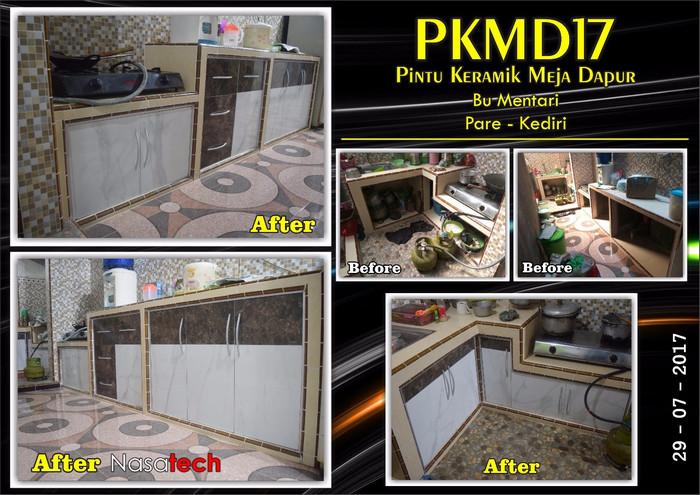 Pintu Keramik Meja Dapur 15