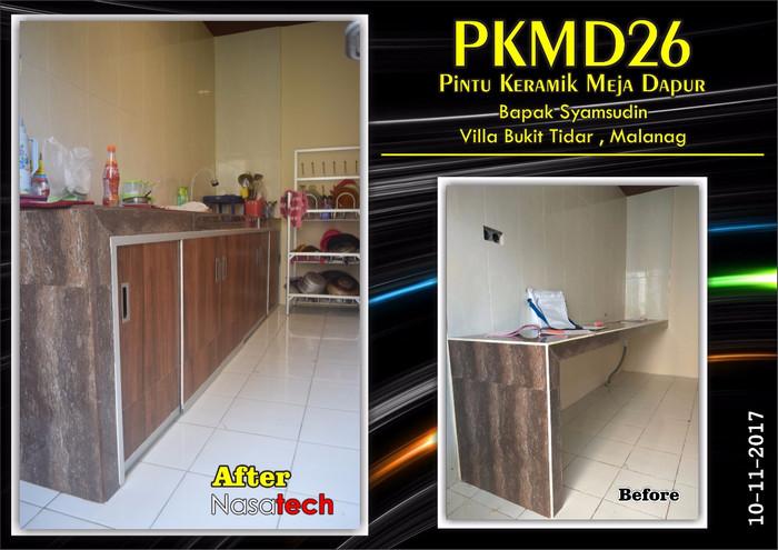 Pintu Keramik Meja Dapur 24