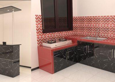 Kitchenset Malang