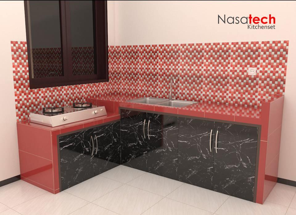 Nasatech Kitchenset Kitchenset Full Granit